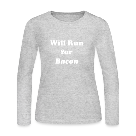 Will Run For Bacon ~ 621