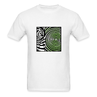T-Shirts ~ Men's Standard Weight T-Shirt ~ Spiral Lady Dance