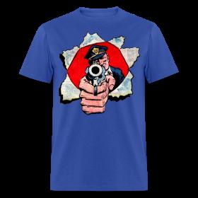 Cop With Gun ~ 351