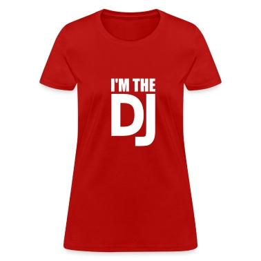 DJ Women's T-Shirts