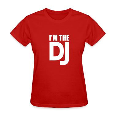 DJ Women's T-Shirts