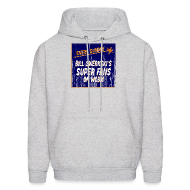 Hoodies ~ Men's Hooded Sweatshirt ~ Bill Swerkski's Superfans on WCBM Men's Hooded Sweatshirt