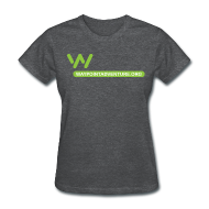 Women's T-Shirts ~ Women's Standard Weight T-Shirt ~ Women - Offset