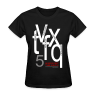 Women's T-Shirts ~ Women's Standard Weight T-Shirt ~ |DBSK| - TVfXQ Black Version