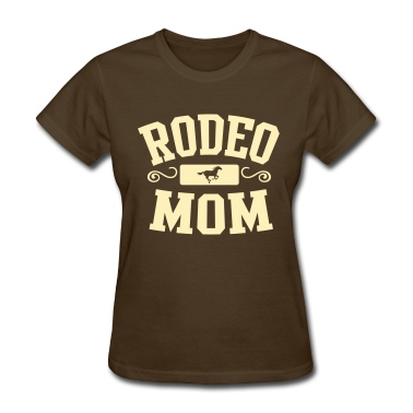 rodeo mom Women's T-Shirts