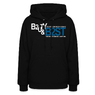 Hoodies ~ Women's Hooded Sweatshirt ~ |BEAST| - B2UTY & the B2ST Jacket Version