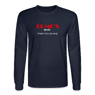 Long Sleeve Shirts ~ Men's Long Sleeve T-Shirt ~ Bump's men's long-sleeve T