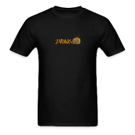 T-Shirts ~ Men's Standard Weight T-Shirt ~ ZybakTV Logo Shirt