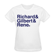 Women's T-Shirts ~ Women's T-Shirt ~ The French Connection