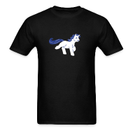 T-Shirts ~ Men's Standard Weight T-Shirt ~ Unicorn Pony shirt