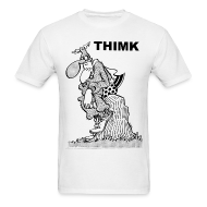 T-Shirts ~ Men's Standard Weight T-Shirt ~ Article 7301236