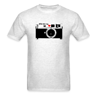 T-Shirts ~ Men's Standard Weight T-Shirt ~ Rangefinder Love [Men's]