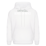Hoodies ~ Men's Hooded Sweatshirt ~ DEDIKATER