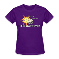 Women's T-Shirts ~ Women's Standard Weight T-Shirt ~ SILLY MOON!