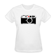 Women's T-Shirts ~ Women's Standard Weight T-Shirt ~ Rangefinder Love [Women's]