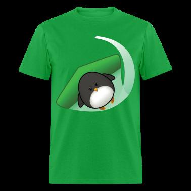 Flying Penguin T-Shirts