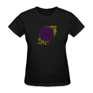 Women's T-Shirts ~ Women's Standard Weight T-Shirt ~ WhatIfShow Icon (girls)