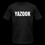 T-Shirts ~ Men's T-Shirt by American Apparel ~ YAZOOK men's t-shirt