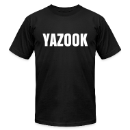T-Shirts ~ Men's T-Shirt by American Apparel ~ YAZOOK men's t-shirt