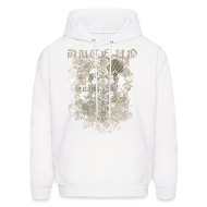 Hoodies ~ Men's Hooded Sweatshirt ~ Ante Up
