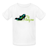 Kids' Shirts ~ Kids' T-Shirt ~ The Minty kid's shirt