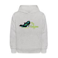 Sweatshirts ~ Kids' Hooded Sweatshirt ~ The Minty kid's hoodie