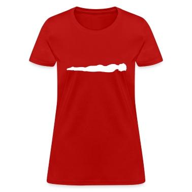 Planking Women's T-Shirts