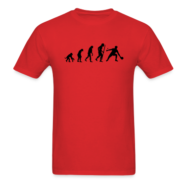 Evolution of Ping Pong/ table tennis T-Shirts
