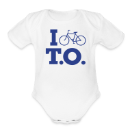 Baby & Toddler Shirts ~ Baby Short Sleeve One Piece ~ Boy's One-Piece