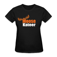 Women's T-Shirts ~ Women's Standard Weight T-Shirt ~ MooseKateer