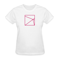 Women's T-Shirts ~ Women's T-Shirt ~ Landscape Architecture: Your Environment. Designed.