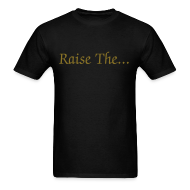 T-Shirts ~ Men's Standard Weight T-Shirt ~ R.T.J.R Let It Be Raised (click to see back)