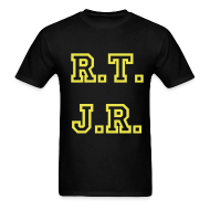T-Shirts ~ Men's Standard Weight T-Shirt ~ RTJR Block Tee