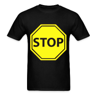 T-Shirts ~ Men's Standard Weight T-Shirt ~ #52 Stop! Hammer Time! Tee