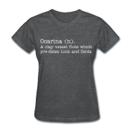 Women's T-Shirts ~ Women's Standard Weight T-Shirt ~ Oc Definition (Girls)