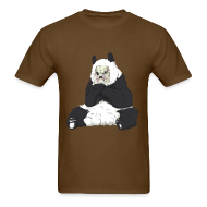 T-Shirts ~ Men's Standard Weight T-Shirt ~ Pandator - Men's - S - 2XL