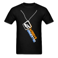 T-Shirts ~ Men's Standard Weight T-Shirt ~ Mens Tee : WGT Bling