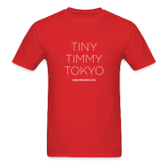 T-Shirts ~ Men's Standard Weight T-Shirt ~ TINY TIMMY TOKYO
