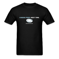 T-Shirts ~ Men's Standard Weight T-Shirt ~ CHEESE FRIES