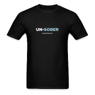 T-Shirts ~ Men's Standard Weight T-Shirt ~ UN-SOBER