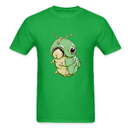 T-Shirts ~ Men's Standard Weight T-Shirt ~ Caterpie - S - 2XL
