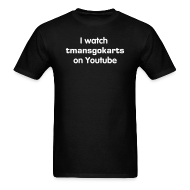 T-Shirts ~ Men's Standard Weight T-Shirt ~ I watch