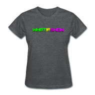 Women's T-Shirts ~ Women's Standard Weight T-Shirt ~ 3D logo (girls)