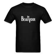 T-Shirts ~ Men's Standard Weight T-Shirt ~ De Beauvoir [debeauvoir]