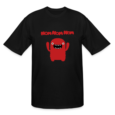 Om nom nom nom T-Shirts