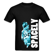 T-Shirts ~ Men's Standard Weight T-Shirt ~ Spacely T-Shirt