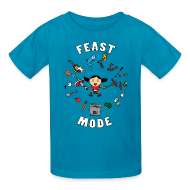 Kids' Shirts ~ Kids' T-Shirt ~ Feast Mode (Kids)