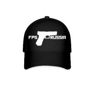 Caps ~ Baseball Cap ~ Ball Cap : FPS Russia (White)