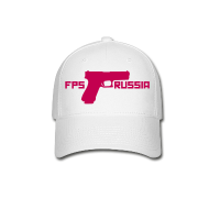Caps ~ Baseball Cap ~ Ball Cap : FPS Russia (Pink)