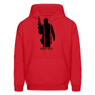 Hoodies ~ Men's Hooded Sweatshirt ~ Mens Hoodie : COD  BF3